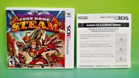 Code Name S.T.E.A.M. - Nintendo 3DS Case, Cover Art, Manual ONLY