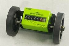1PC JM316 6-Digit Mechanical Yard Counter Length Counter Rolling Wheel Decoder