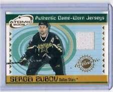 2001 Atomic Jerseys #20 Sergei Zubov