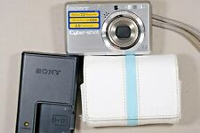 Sony Cyber-Shot DSC-S750 7.2MP Digital Camera with 3x Optical Zoom