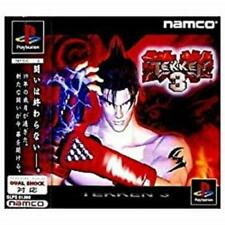 TEKKEN 3 III Ref/ccc PS1 Playstation Japan Video Game p1 #zf2