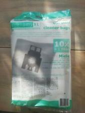 MIELE 10 x VACUUM CLEANER BAG S400 S600 S490 S227 S241 & 1 filter new