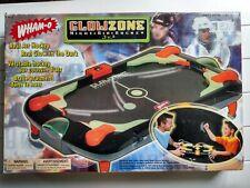 Wham-O Glow Zone Night Air Hockey Jr. Tabletop Game Glow in the Dark New in box