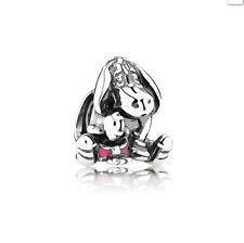 Genuine Sterling Silver Pandora Disney - Eeyore Charm 791567EN80