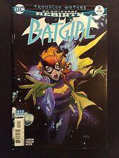 Dc Universe Rebirth Batgirl # 12 (1st Print)