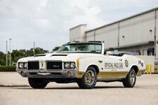 1972 Oldsmobile Cutlass Hurst/Olds