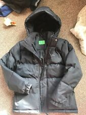 Mountain Warehouse black padded puffer jacket age 9-10