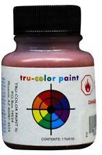 Tru-color Paint CN 1945-60's Frt Car Brown 1oz Bottle Airbrush Lacquer #TCP-196