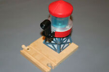 Thomas The Tank Engine Wooden Railway WATER TOWER red/blue