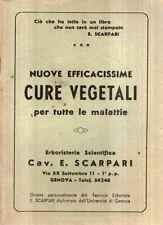 A8 Nuove efficacissime cure vegetali per tutte le malattie Scarpari