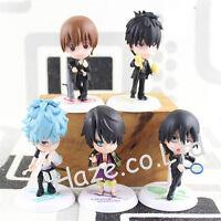 5 teile / satz Anime Gintama PVC Figur Puppe Sammlung Spielzeug 6-7 cm Geschenk