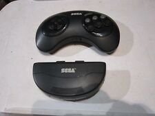 Official Sega Genesis Wireless Controller With Receiver Works Great