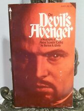 The Devils Avenger Anton LaVey Satanism Occult Warlock Ritual Magic Burton Wolfe