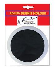 4x England Union Jack Great Britain Tax Disc Holder Car Sticker ID Permit Holder