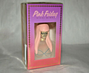 NIB Nicki Minaj Pink Friday eau de parfum spray .5 oz - Sealed