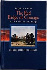 USED (GD) The Red Badge of Courage with Related Readings by Stephen Crane
