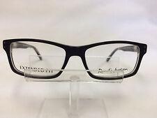 8210dd3a676 Randy Jackson 3023 Eyeglasses Sunglasses Black Plastic Frame New
