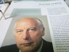 Deutsche Geschichte 1945-1989 Walter Scheel Bundespräsident