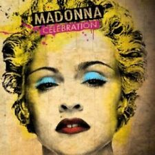 MADONNA  - CELEBRATION 1CD *   POP-ROCK INTERNAZIONALE
