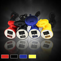 Waterproof 12V To 5V 1.5A Motorcycle GPS USB Charger