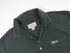 W4351 RALPH LAUREN DENIM&SUPPLY POLO SHIRT TOP ORIGINAL PREMIUM GREEN size M