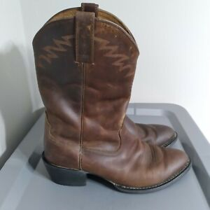 Ariat Sedona Men's Size 10D Shoes Brown/Black Western Cowboy Leather High Boots