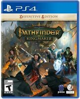Pathfinder Kingmaker for PlayStation 4 [New Video Game] PS 4