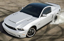 fiberglass hood for 2010-2012 Ford Mustang  ROU style exclude shelby gt500