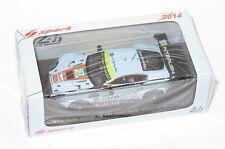 1/43 Aston Martin Vantage V8  Gulf   AMR Le Mans 24 Hrs 2014 #97