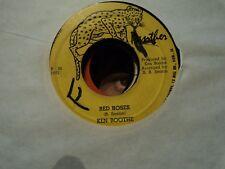 KEN BOOTHE - RED ROSES - MEGA RARE USA press 1972  VG cond