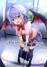 Touhou Project Doujinshi After One Year NEW FAN BOOK FULL COLOR! US Seller