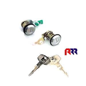 FOR NISSAN NAVARA D21 86-92 DOOR BARREL LOCK + KEYs- PAIR