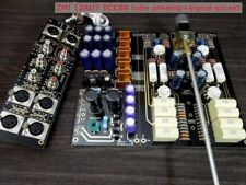 12AU7 ECC88 Tube preamplifier Fully Balanced preamp refer ARC circuit by ZHI