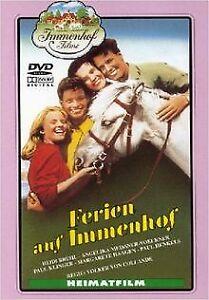 Ferien auf Immenhof von Leitner, Hermann | DVD | Zustand akzeptabel