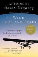 Wind, Sand and Stars [Harvest Book]