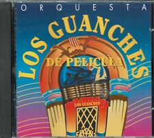 Orquesta Los Guanches  De Pelicula  BRAND  NEW SEALED  CD