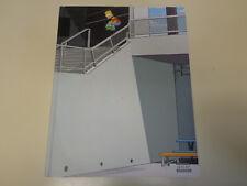 Skatebook Book 3 – Lance Mountain 2008 Skateboarding Bart Simpson Cover