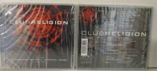 ZYX - Club Religion 2CD Set (2000) , NEU original von 2000 , Trance, Techno,etc.