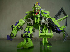 Transformers Movie ROTF Legends Devastator Green G1 Mixmaster Hightower Overload