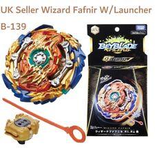 UK SELLER Beyblade Burst - WIZARD FAFNIR W/Launcher - TAKARA TOMY - Sealed