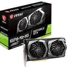 MSI GeForce GTX 1650 SUPER GAMING  Graphics Card, PCI-E x16, VR & 4K HDR Ready