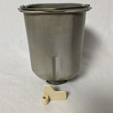 West Bend Bread Maker Pan And Paddle 41065 41055 41028 41047 41035 41073 41030