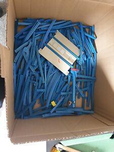 Lego Schienen blau (schon älter)