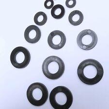 500x Nylon Unterlegscheiben M2-M10 Dichtung Satz Flach Ring Beilagscheiben Kit
