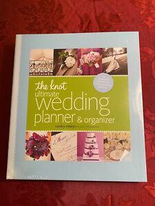 The Knot Ultimate Wedding Planner & Organizer [binder edition] NISB