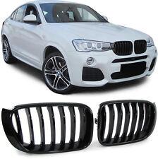 Sport Calandre Rein Noir Brillant Pour BMW X3 F25 X4 F26 à Partir De 14