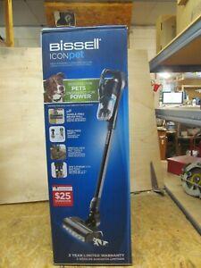 BISSELL ICONpet  22 Volt Cordless Vacuum Cordless Stick Vacuum ( LOT 3545)