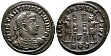 CONSTANTINE II (330 AD) Extremely Rare Follis. Aquileia #TB 6666