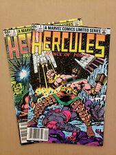 Hercules #1, 2 FN/VF