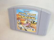 STAR WARS RACER Episode 1 Nintendo 64 Video Game Import Japan Cartridge n6c